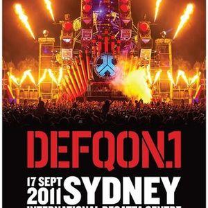 Zany vs. Nitrouz - Defqon.1 2011 Australia