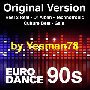 90s EURODANCE VO (Reel 2 Real, Dr Alban, Technotronic, Culture Beat, Gala)