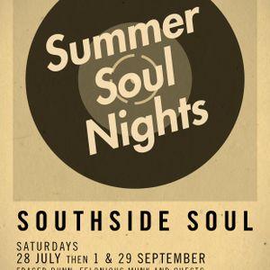 FM first set South Side Soul 2012 07 28 at Pollok ES Club