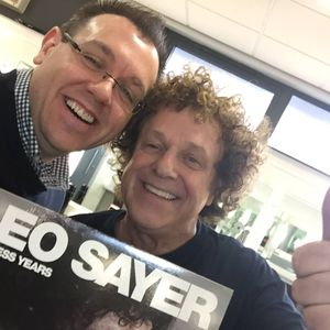 Interview with Leo Sayer on Koast Radio by DJ Hayden Parker