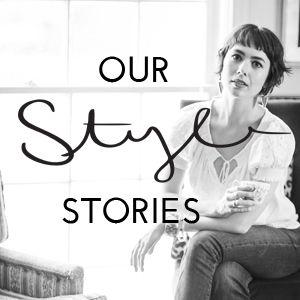 Art + Motherhood + a Simplified Wardrobe with Jane Cheek