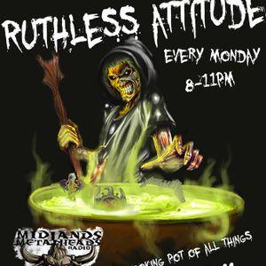 Monday Night Ruthless Attitude February 23rd 2015