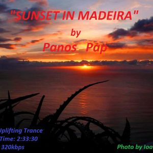 Sunset In Madeira