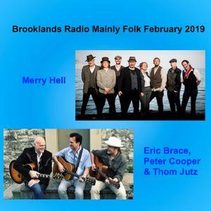 Brooklands Radio Mainly Folk February 2019