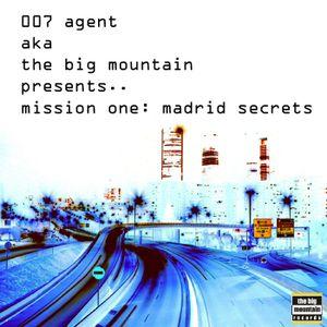 The Big Mountain(Vinyl Mix) @ Baloo Madrid 17-12-2016
