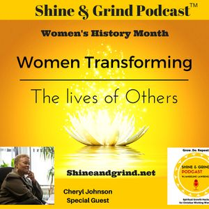 WomenTransforming the Lives of Others: Cheryl Johnson, COTS Detroit