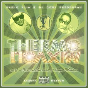 Thermo Mix Vol1 - Cara A (2008)
