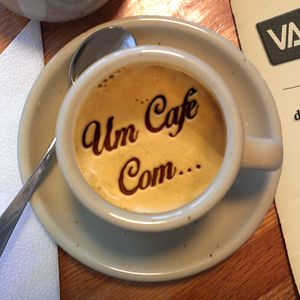 Um Café Com Serafim Ventura