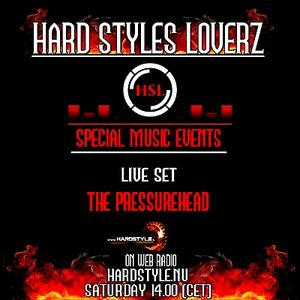 The Pressurehead - Hard Styles Loverz - Hardstyle.nu - Saturday 24 March 2012