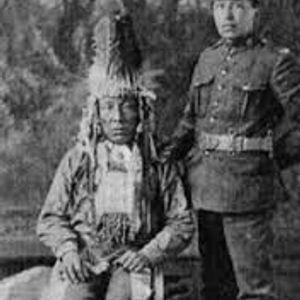 Flèche - rôle des amérindiens en 39-45