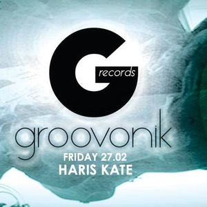 PodCast Groovonik by Haris Kate on Hit Fm 103,5 (Chalkida) [27-2-15]