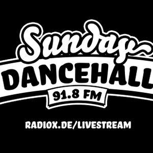 Sunday Dancehall 91.8 FM - Mai 2012 - Part I