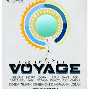 Days Off live @ Voyage Party (Barcelona)