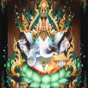 Galactic Ganesh - PsyAmb  11