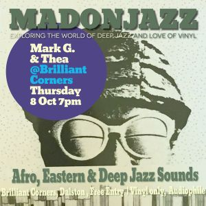 MADONJAZZ @ Brilliant Corners 8 OCT 15 - warm up mix