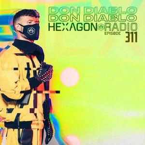 Don Diablo : Hexagon Radio Episode 311