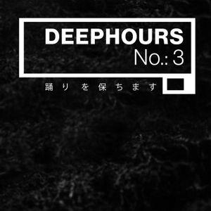Deephours № 3 – Ozay 17.10.2015
