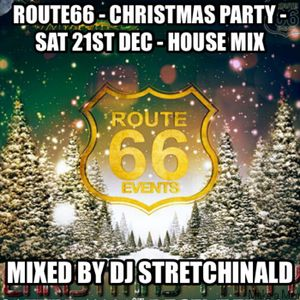 DJ Stretchinald House Mix Dec 2013