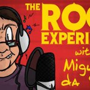 Miguel da Silva - The Rock Experience Saturday 19th January 2013
