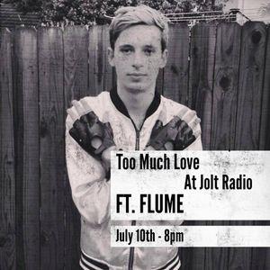 Flume Interview Too Much Love Magazine Show