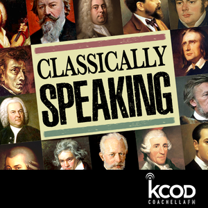 Classically Speaking | Fall '18 Ep. 08: Host Steve Kelly Goes Choral