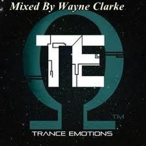 Trance Emotions Mixed By Wayne Clarke
