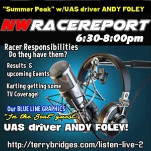 Summer Peak with UAS driver Andy Foley