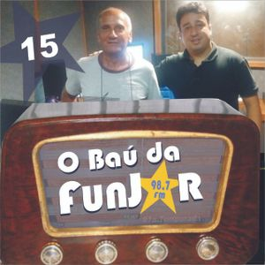 BAÚ DA FUNJOR #15 (SANTA TERESA: Nilton Campos e Lady Labonde)