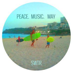 Peace. Music. May.