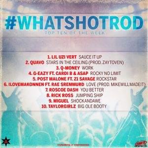#WhatsHotRod Sept 16
