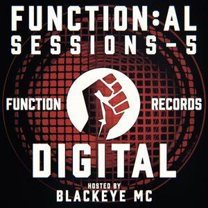 Function:al Sessions 5 - November 9 2017 - Digital & Blackeye MC