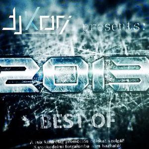 Best of 2013 mixed by DJ Kori