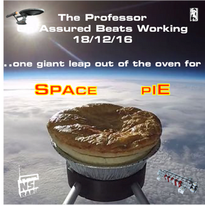 WE LOVE YOU SPACE PIE