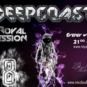 DeepCoast - Royal Session 08 @ Royal Radio (2011-06-01)