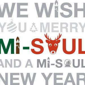 NYE Party Posse / Mi-Soul Radio / Wed 11pm - 1am / 31-12-2014