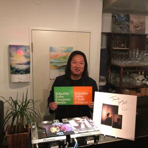 "dublab.jp ""suburbia radio"" @ Cafe Apres-midi(18.10.17)"