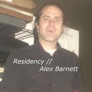 Residency // Alex Barnett