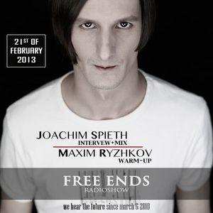 Multistyle Show Free Ends 147 - AFFIN (Joachim Spieth, Maxim Ryzhkov)