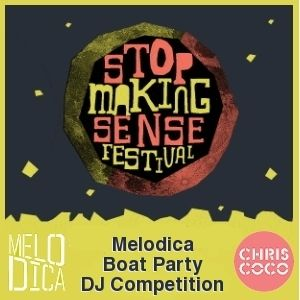 Melodica & Stop Making Sense Competition Mix - TJ KiD (The True Jazzchild)