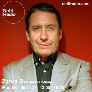 Zahra B w/ Jools Holland - 5th April 2021