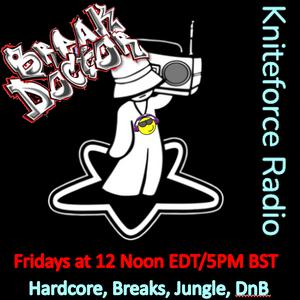 Break Doctor Kniteforce Radio July 9th 2021