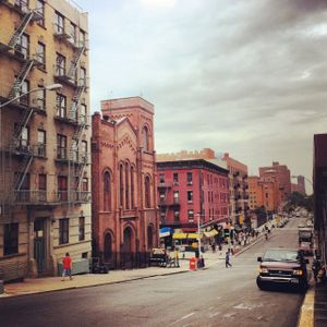 SPANISH HARLEM SESSION