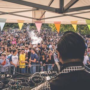 Arnaud Rebotini DJ set at Les Îlots 10/09/2017