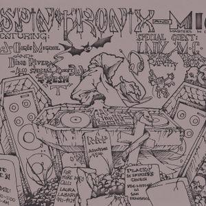 Spintronix Halloween 4-Turntable Mix 1986