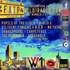F.A.T.P HIP HOP SHOW s2 e21 UNDERGROUND RADIO 15/06/2017