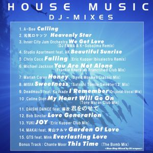 House Music DJ-Mixes