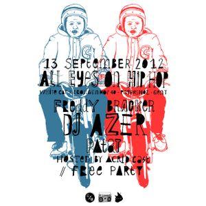 Live at All Eyes On Hip Hop - September 13, 2012