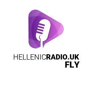 Giannis Kanoutas - Deep Harmony (Hellenic Radio UK - Fly 11-05-2020)