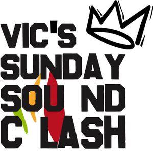 Vic's Sunday Soundclash #08 w/ Laurence Hughes