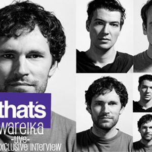 That's Wareika Live Set Podcast 05.03.10
